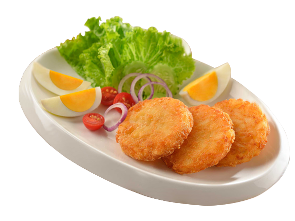 Rosri Brown Potatoes Patty