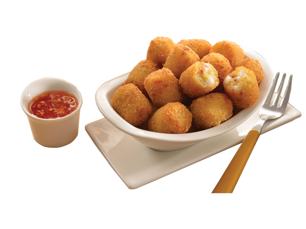 Crunchy Cheese Nuggets Potato Shotz