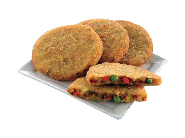 POPULAR VEGE BURGER PATTY