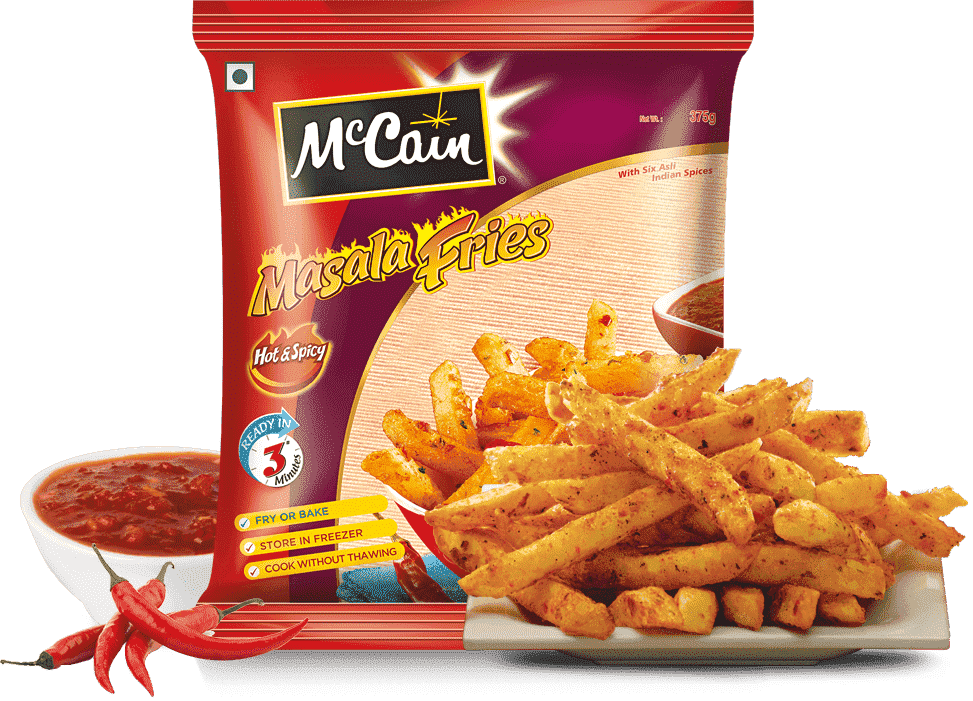McCain Is Known For Its Fries, But Also Makes Many Other Tasty, Versatile Foods – From Vegetables and Beverages To Dessert Products.