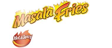 McCain Masala Fries Logo