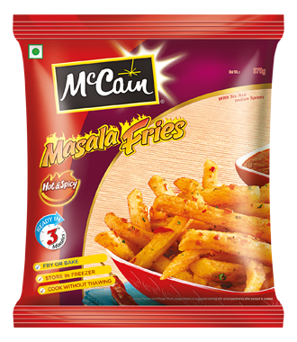 McCain  Malasa Fries