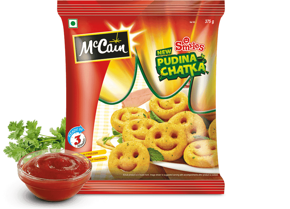 McCain India – Best Frozen Food Products in India