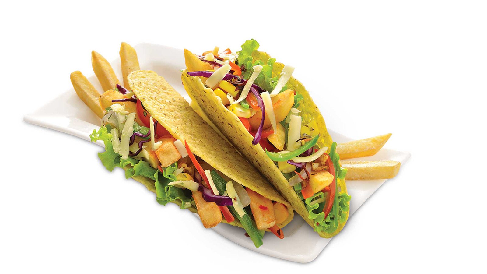 Taco Fries with McCain French Fries